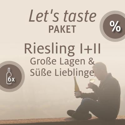 Onlineverkostung | Let's taste! mit Erik | Bioweine | Rheinhessen | Weingut Riffel | Bingen am Rhein