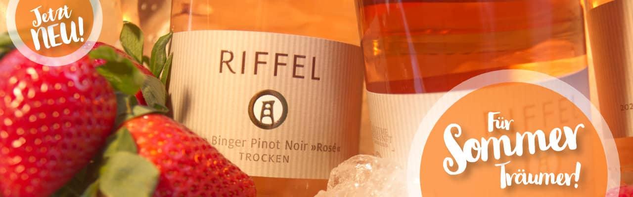 Riffels Binger Pinot Noir Rose