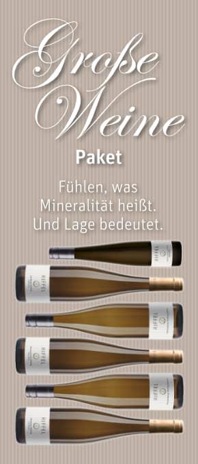 Unser Premiumweinpaket